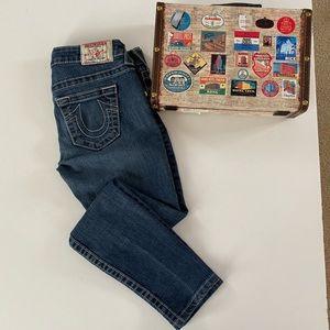 True Religion Stella skinny jeans, Sz. 26